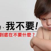2、3岁,到底在不要什么? trouble two有效育儿法