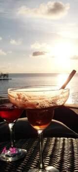 最浪漫的海上Bar