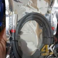 4K影音傳輸好幫手~LINDY CROMO鉻系列 HDMI 2.0(Type-A)公對公傳輸線體驗心得分享