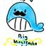 大鬍子鯨魚