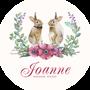 婚禮主持Joanne