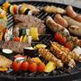 中秋烤肉食材